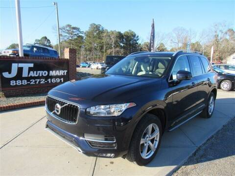 2016 Volvo XC90 for sale at J T Auto Group in Sanford NC