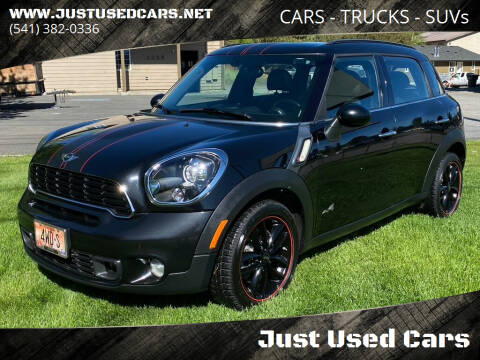 2013 MINI Countryman for sale at Just Used Cars in Bend OR