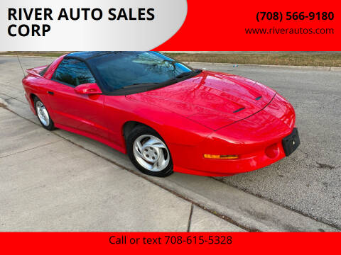 1994 Pontiac Firebird for sale at RIVER AUTO SALES CORP in Maywood IL