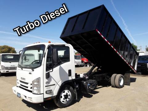 2018 Isuzu NPR-HD for sale at DOABA Motors in San Jose CA
