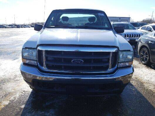 2004 Ford F-250 Super Duty for sale at NORTH CHICAGO MOTORS INC in North Chicago IL