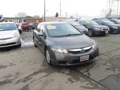 2009 Honda Civic for sale at Omega Auto & Truck Center, Inc. in Salem MA