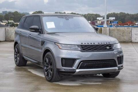 2020 Land Rover Range Rover Sport for sale at Chevrolet Buick GMC of Puyallup in Puyallup WA