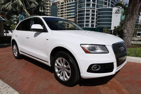 2014 Audi Q5 for sale at Choice Auto in Fort Lauderdale FL