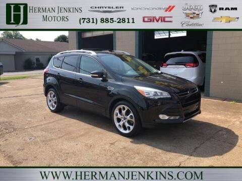 2013 Ford Escape for sale at Herman Jenkins Used Cars in Union City TN