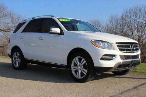 2015 Mercedes-Benz M-Class for sale at Harrison Auto Sales in Irwin PA