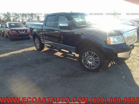 2007 Lincoln Mark LT for sale at East Coast Auto Source Inc. in Bedford VA