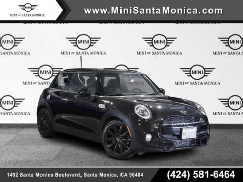 2019 MINI Hardtop 2 Door for sale at MINI OF SANTA MONICA in Santa Monica CA