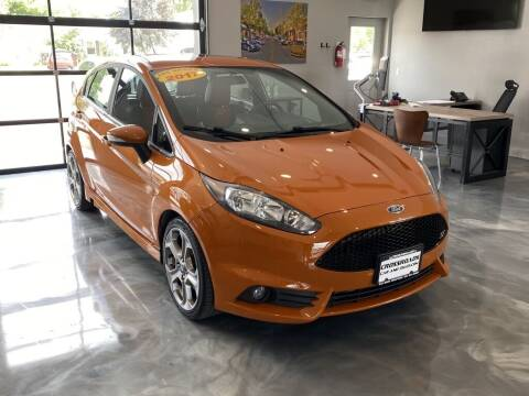 2017 Ford Fiesta for sale at Crossroads Car & Truck in Milford OH