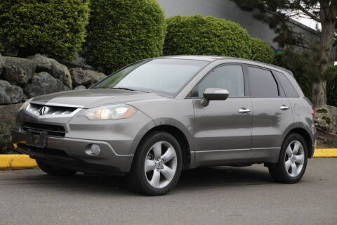 2008 Acura RDX for sale at SS MOTORS LLC in Edmonds WA