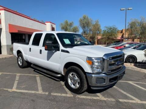 2016 Ford F-250 Super Duty for sale at Brown & Brown Wholesale in Mesa AZ