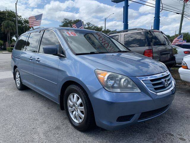 2010 Honda Odyssey for sale at AUTO PROVIDER in Fort Lauderdale FL