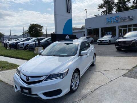 2017 Acura ILX for sale at NYC Motorcars in Freeport NY