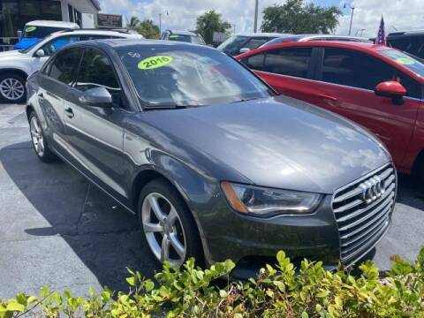 2016 Audi A3 for sale at Mike Auto Sales in West Palm Beach FL