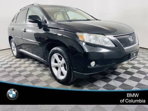 2012 Lexus RX 350 for sale at Preowned of Columbia in Columbia MO