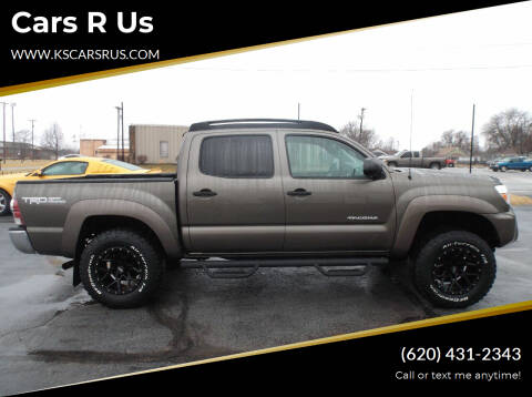 2013 Toyota Tacoma for sale at Cars R Us in Chanute KS