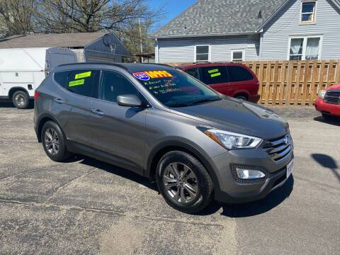 2013 Hyundai Santa Fe Sport for sale at PEKIN DOWNTOWN AUTO SALES in Pekin IL