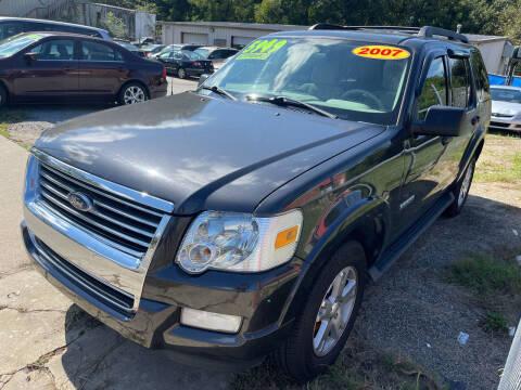 2007 Ford Explorer for sale at Noel Motors LLC in Griffin GA