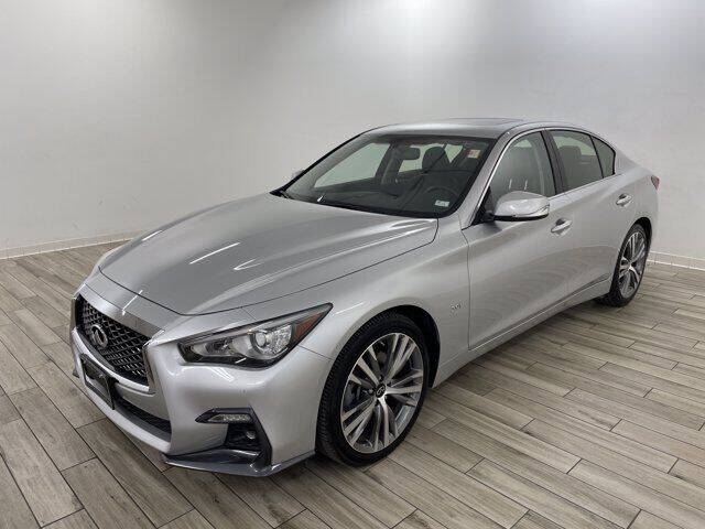 2019 Infiniti Q50 for sale at TRAVERS GMT AUTO SALES - Traver GMT Auto Sales West in O Fallon MO