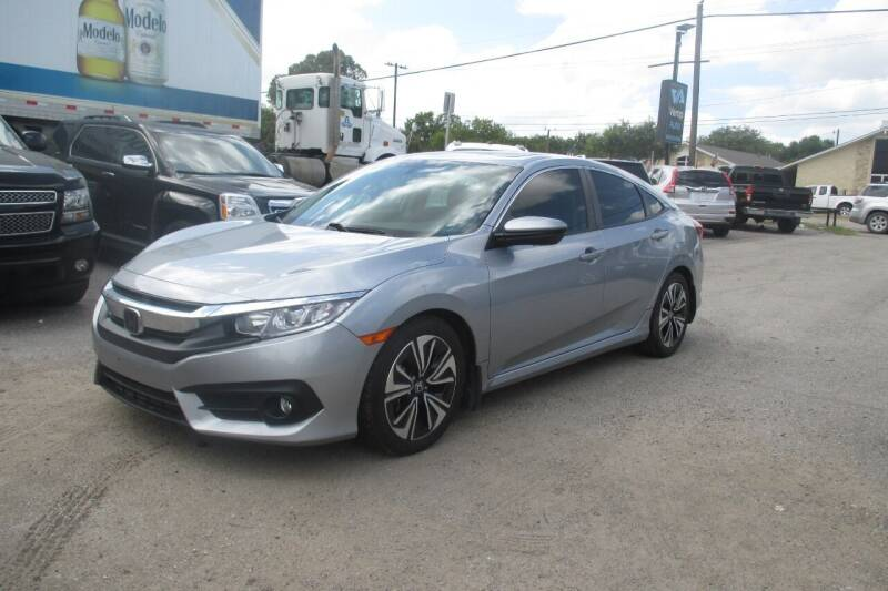 2017 Honda Civic for sale at Vemp Auto in Garland TX