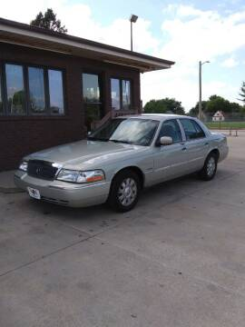 2005 Mercury Grand Marquis for sale at CARS4LESS AUTO SALES in Lincoln NE