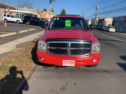 2004 Dodge Durango for sale at Frank's Garage in Linden NJ