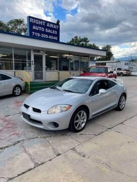 2008 Mitsubishi Eclipse for sale at Right Away Auto Sales in Colorado Springs CO