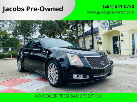 2011 Cadillac CTS for sale at Jacobs Pre-Owned in Lake Worth FL