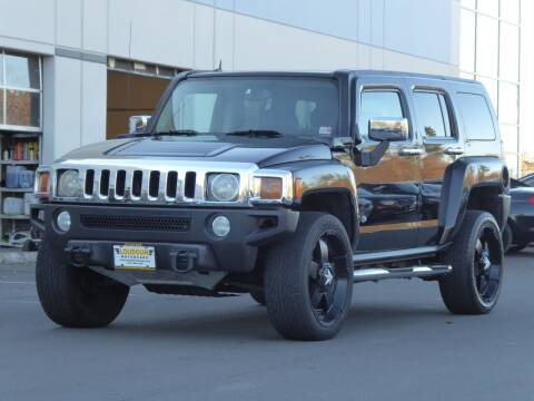 2007 HUMMER H3 for sale at Loudoun Used Cars - LOUDOUN MOTOR CARS in Chantilly VA