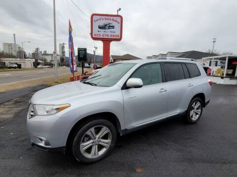2011 Toyota Highlander for sale at Ford's Auto Sales in Kingsport TN