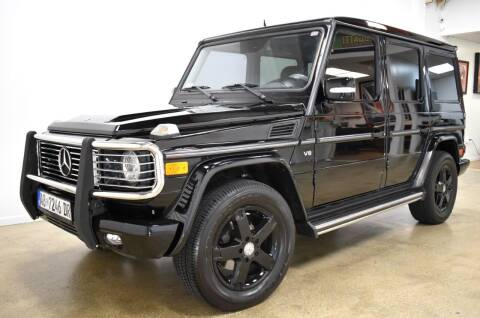 2008 Mercedes-Benz G-Class for sale at Thoroughbred Motors in Wellington FL