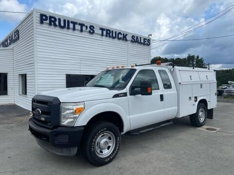 2012 Ford F-350 Super Duty for sale at Pruitt's Truck Sales in Marietta GA