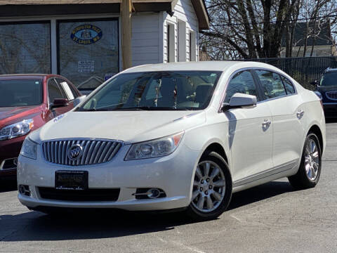 2012 Buick LaCrosse for sale at Kugman Motors in Saint Louis MO