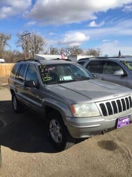 2000 Jeep Grand Cherokee for sale at L & J Motors in Mandan ND