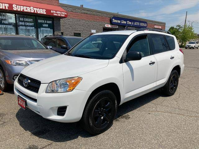 2010 Toyota RAV4 for sale at AutoCredit SuperStore in Lowell MA