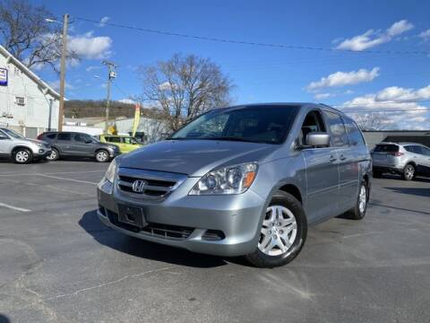 2007 Honda Odyssey for sale at Auto Credit Group in Nashville TN