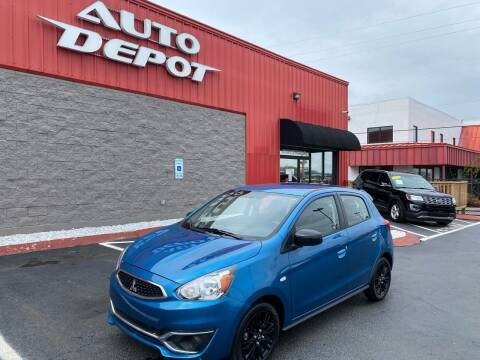 2019 Mitsubishi Mirage for sale at Auto Depot - Nashville in Nashville TN