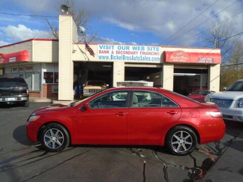 2007 Toyota Camry for sale at Bickel Bros Auto Sales, Inc in Louisville KY