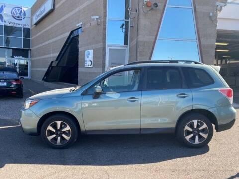 2017 Subaru Forester for sale at Camelback Volkswagen Subaru in Phoenix AZ