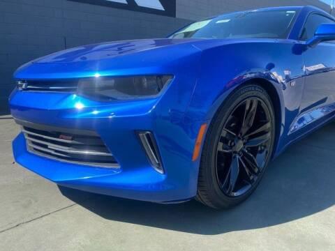 2018 Chevrolet Camaro for sale at Auto Republic Fullerton in Fullerton CA