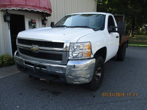 2008 Chevrolet Silverado 3500HD for sale at Bethlehem Auto Sales LLC in Hickory NC