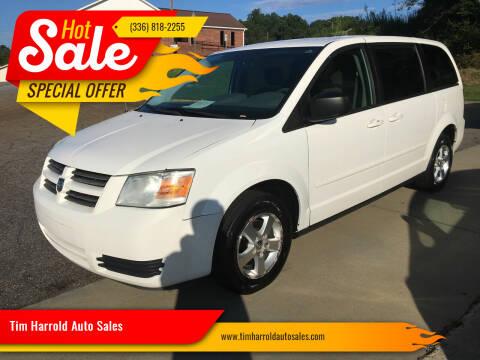 2009 Dodge Grand Caravan for sale at Tim Harrold Auto Sales in Wilkesboro NC