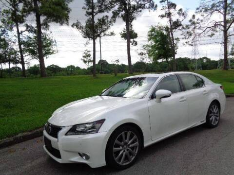 2014 Lexus GS 450h for sale at Houston Auto Preowned in Houston TX