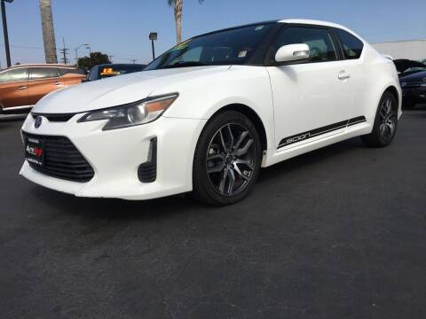 2014 Scion tC for sale at Auto Max of Ventura in Ventura CA