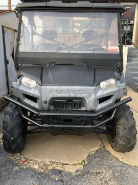 2012 Polaris Ranger for sale at E-Z Pay Used Cars in McAlester OK