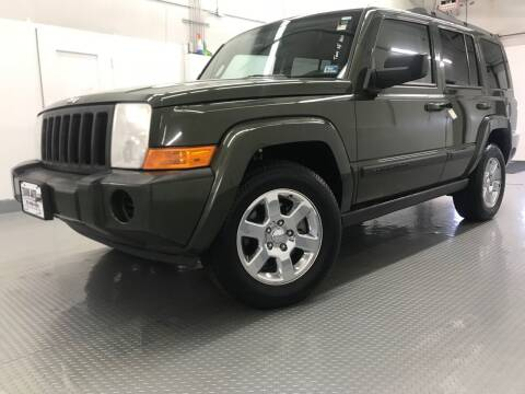 2007 Jeep Commander for sale at TOWNE AUTO BROKERS in Virginia Beach VA