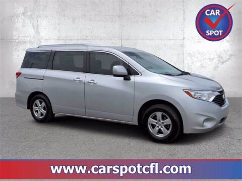 2017 Nissan Quest for sale at Car Spot Of Central Florida in Melbourne FL