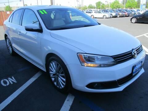 2011 Volkswagen Jetta for sale at Choice Auto & Truck in Sacramento CA
