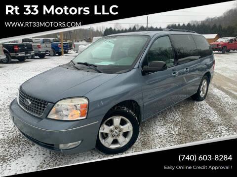 2004 Ford Freestar for sale at Rt 33 Motors LLC in Rockbridge OH