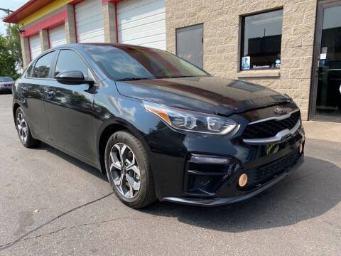 2019 Kia Forte for sale at MIDWEST CAR SEARCH in Fridley MN